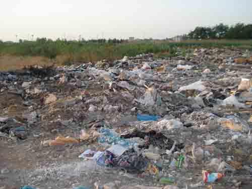 خطرات بهداشتی زباله ها