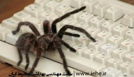 مبارزه با عنکبوت ها