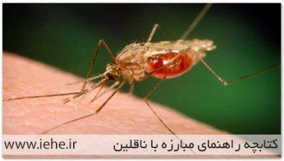 دانلود کتابچه راهنمای مبارزه با حشرات و ناقلین