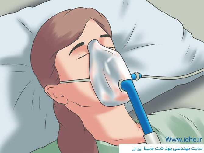 اکسیژن درمانی