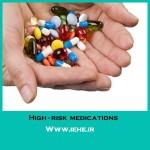 کتابچه داروهای پر خطر + دانلود رایگان