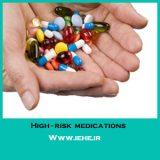کتابچه دارو های پر خطر