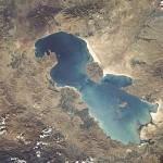 پاورپوینت دلایل و عوارض خشکی دریاچه ارومیه