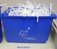 دانلود پاورپوینت بازیافت کاغذ