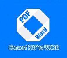 تبدیل PDF فارسی به ورد