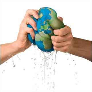 دانلود پاورپوینت آماده بحران آب و آب مجازی