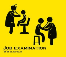 معاینات سلامت شغلی + دانلود پاورپوینت رایگان
