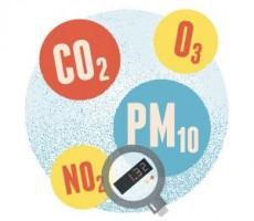 روش نمونه برداری از آلاینده های هوا