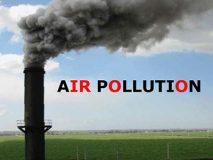 دانلود رایگان پاورپوینت آماده آلودگی هوا