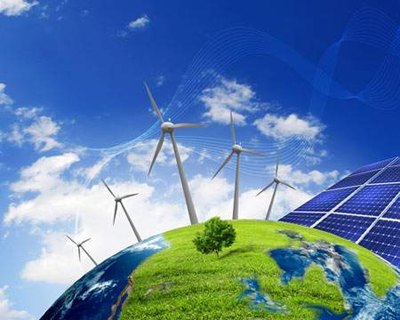 انرژی های تجدیدپذیر و انرژی های نو