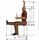 شاخص های آنتروپومتری,تعریف آنتروپومتری,آنتروپومتری pdf,ابعاد آنتروپومتریک بدن انسان,ابعاد بدن انسان,آنتروپومتریک چیست