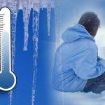 هیپوترمی به چه معناست و آسیب های ناشی از سرما