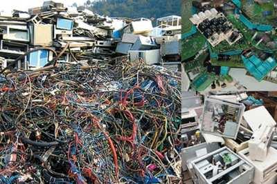 انواع زباله های الکترونیکی,کارخانه دفع زباله های الکترونیک,پاورپوینت,زباله های الکترونیکی ppt