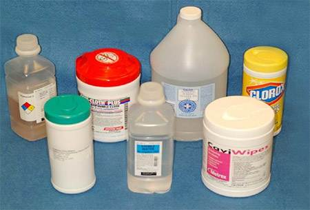 پاورپوینت آماده مواد ضدعفونی کننده شیمیایی دانلود رایگان ppt مواد ضدعفونی کننده ها در بهداشت محیط دانلود پاورپوینت رایگان