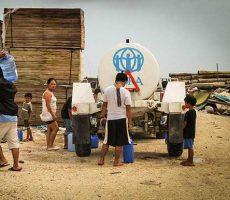 بهداشت آب در شرایط بحران