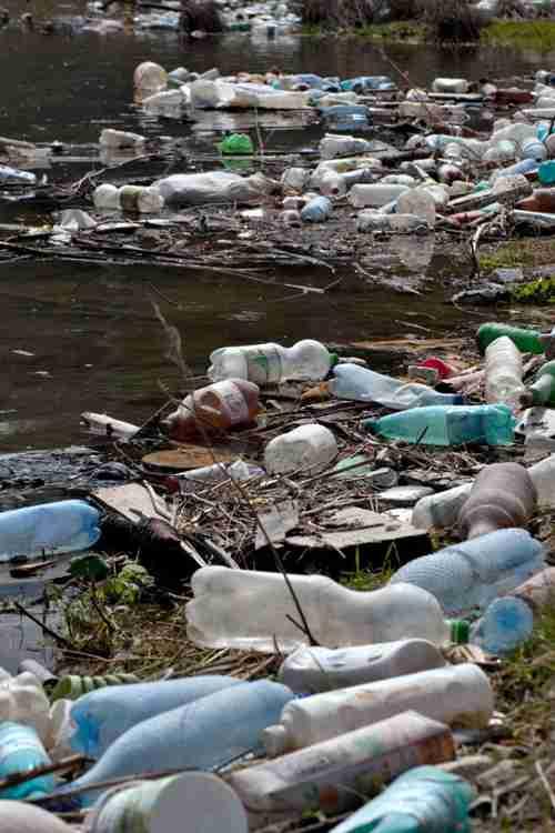 کاهش زباله های پلاستیکی بازیافت زباله های پلاستیکی اثرات مخرب زباله های پلاستیکی