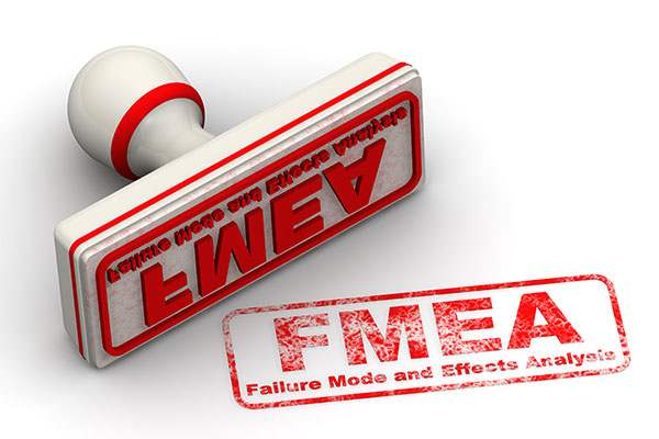لوگوی FMEA تعریف حالات شکست و تجزیه و تحلیل آثار آن ppt