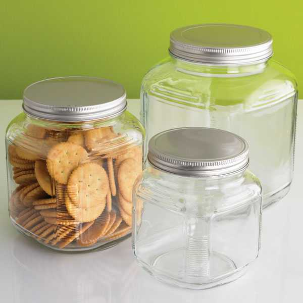 استفاده مجدد از ظروف شیشه ای به جای ظروف پلاستیکی