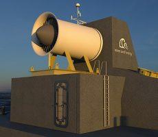 انرژی تجدید پذیر برای تولید برق از امواج اقیانوس ها