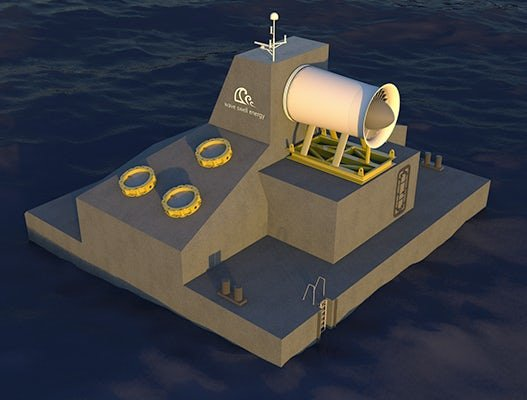 تکنولوژی استفاده از امواج اقیانوس برای تولید برق