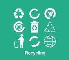 تبدیل زباله به کاشی روشی نوین در بازیافت زباله + تصاویر recycling بهداشت محیط بهداشت زباله