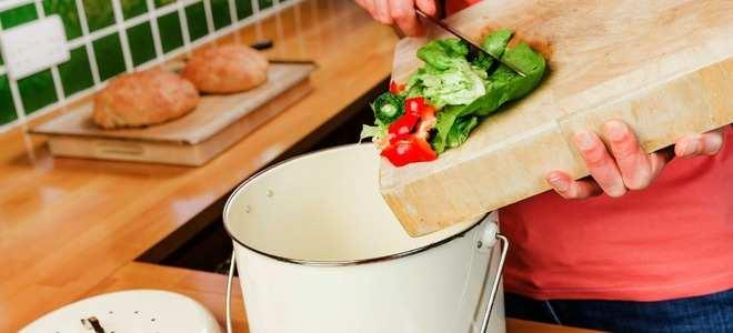 مراحل تولید کمپوست خانگی از زباله های آشپزخانه و حیاط