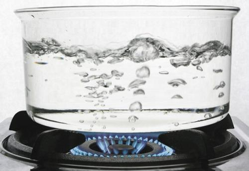 جوشاندن آب تصفیه آب پاک سازی آب