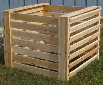 compost bin خانگی